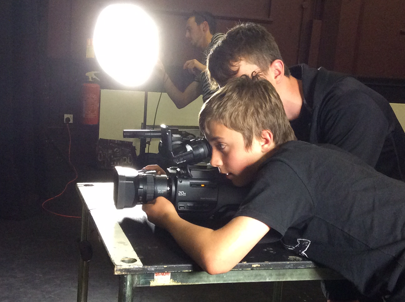 Film making (7-11)