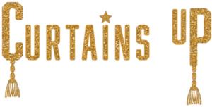 Cutains Up logo