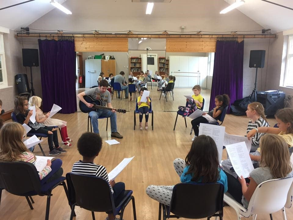 Performing Arts (7-16)