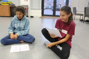 Youth Theatre - Working together