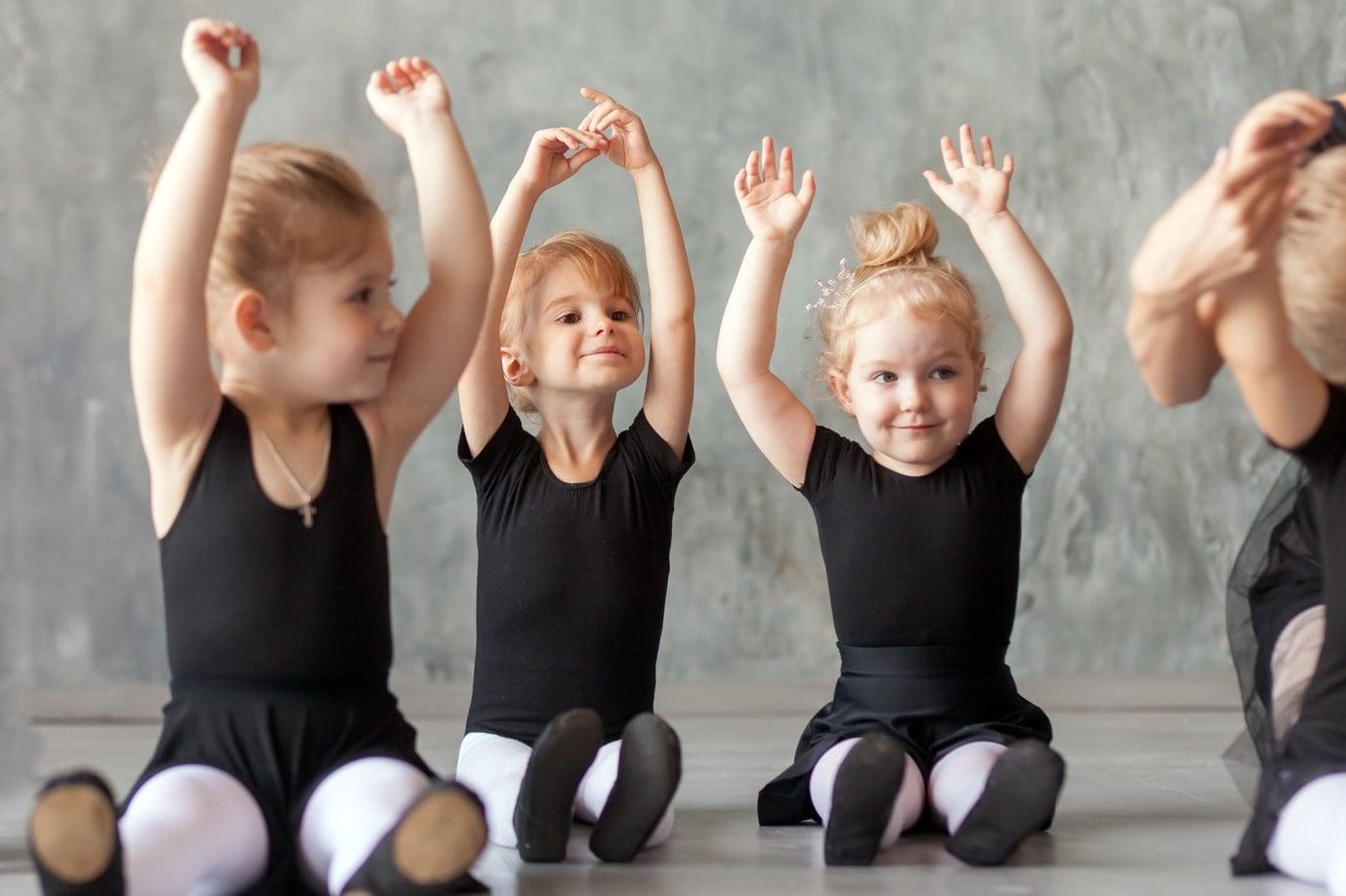 Ballet Tots (3-5)