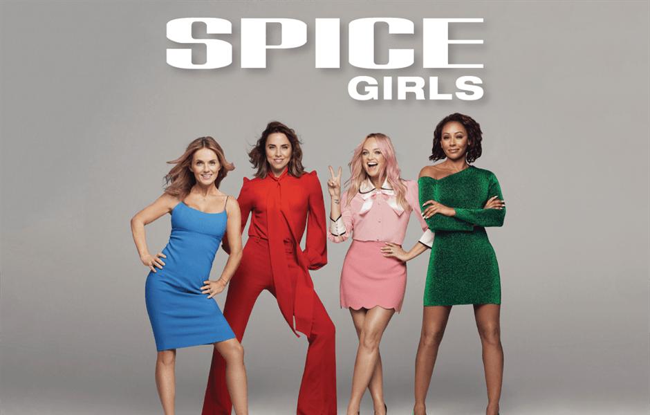Spice Girls Tickets Raffle!