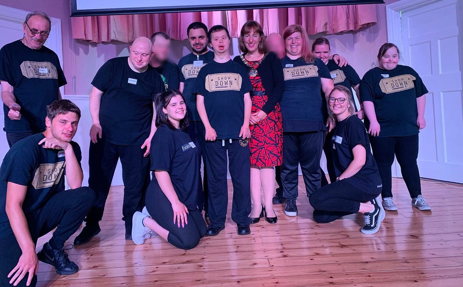 Stage-Up performance group