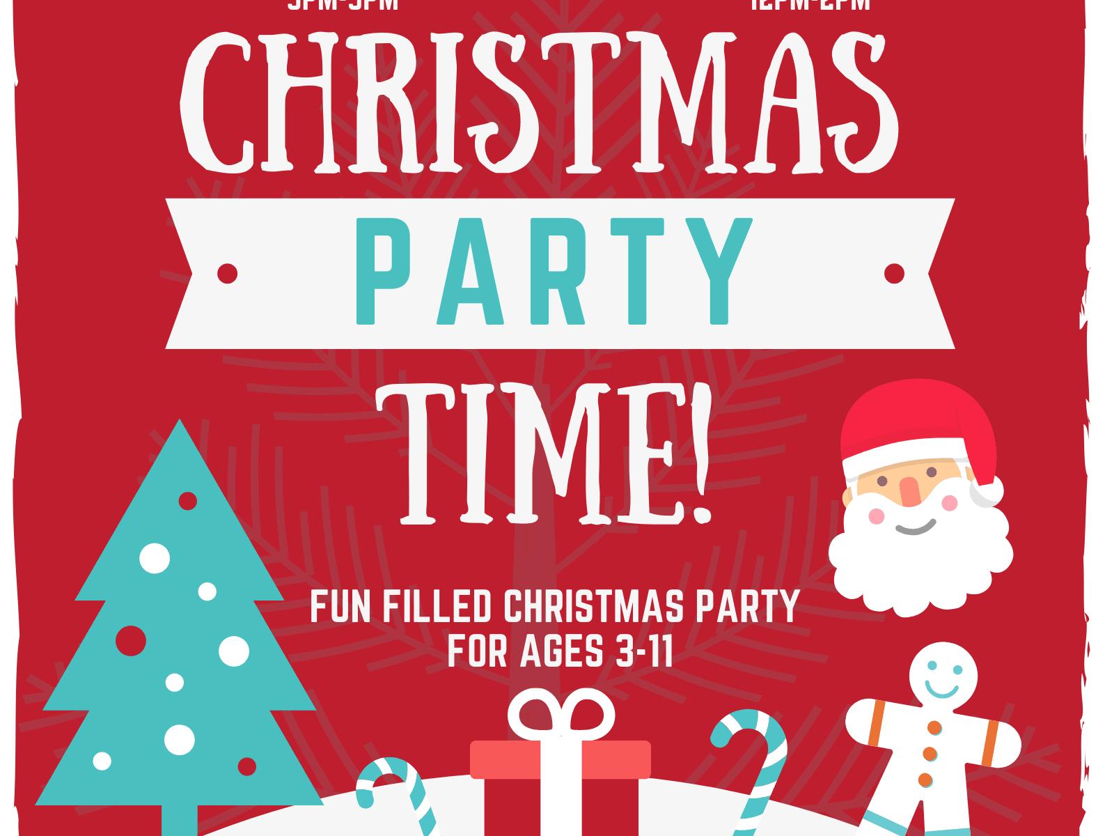 Fixation X-mas Party information